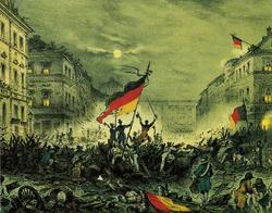 18. März 1848 Revolution in Berlin
